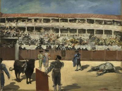 Bullfight, 1865-66-Edouard Manet-Giclee Print