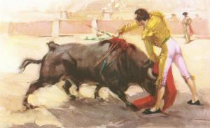 Bullfighting: The Kill