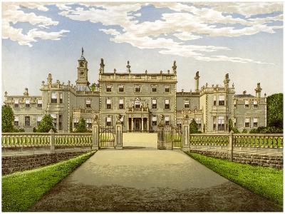 Bulwell Hall, Nottinghamshire, Home of the Cooper Family, C1880-Benjamin Fawcett-Giclee Print
