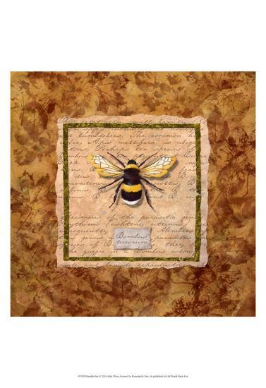 Bumble Bee-Abby White-Art Print