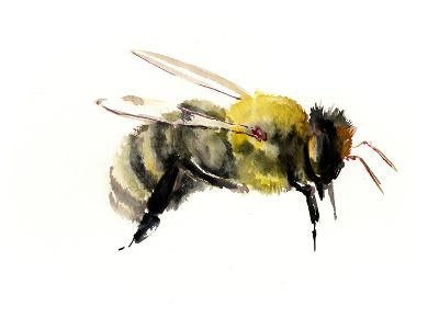 Bumblebee 1-Suren Nersisyan-Art Print