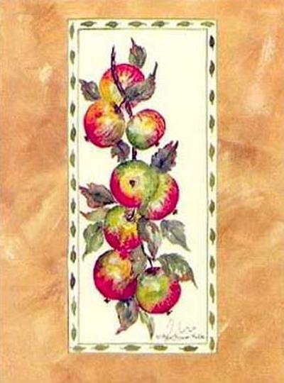 Bunch of Apples-Alie Kruse-Kolk-Art Print