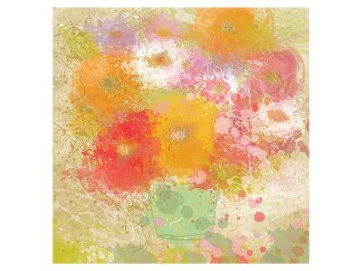 Bunch of Flowers-Irena Orlov-Art Print