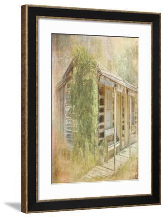 Bunkhouse-Ramona Murdock-Framed Art Print