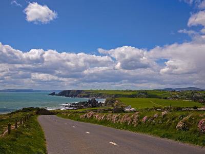 Bunmahon Village, Copper Coast, County Waterford, Ireland--Photographic Print