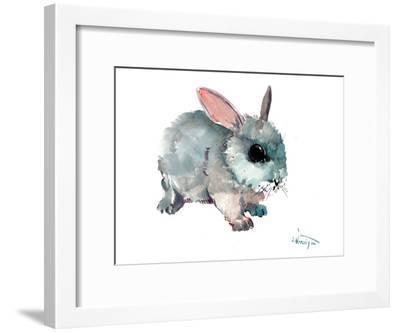 Bunny 2-Suren Nersisyan-Framed Art Print