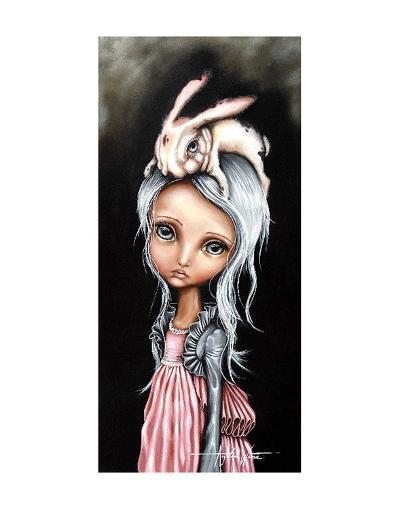 Bunny Couture-Angelina Wrona-Art Print