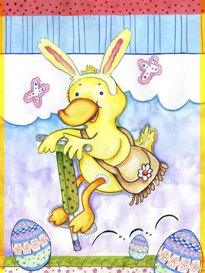 Bunny Hop-Valarie Wade-Giclee Print