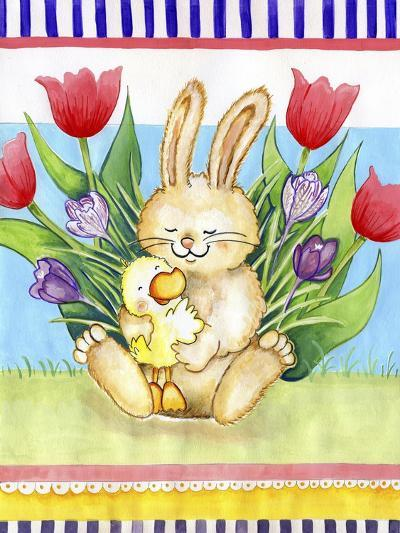 Bunny Hugs-Valarie Wade-Giclee Print