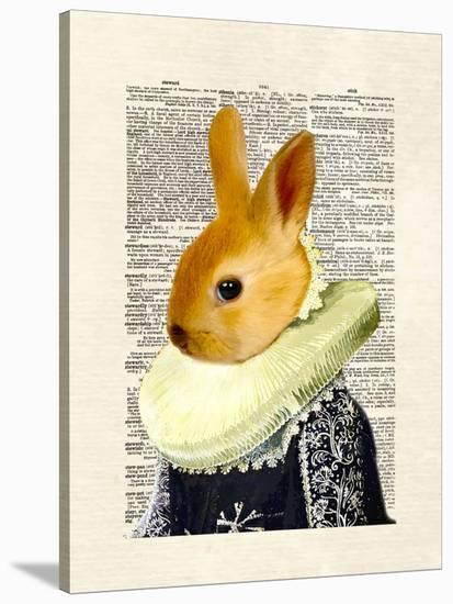 Bunny Royal-Matt Dinniman-Stretched Canvas Print