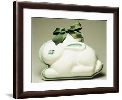 Bunny-Shaped Mold, Ceramic--Framed Giclee Print