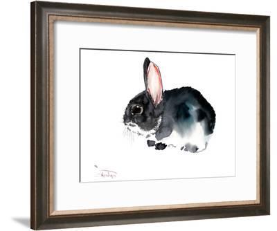 Bunny-Suren Nersisyan-Framed Art Print