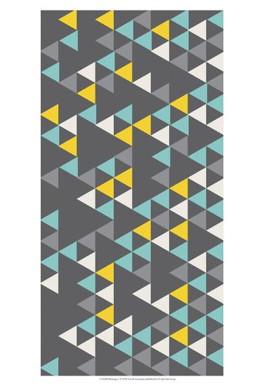 Bunting V-Nicole Ketchum-Art Print