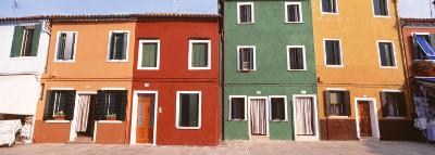 Burano, Venice, Italy--Photographic Print