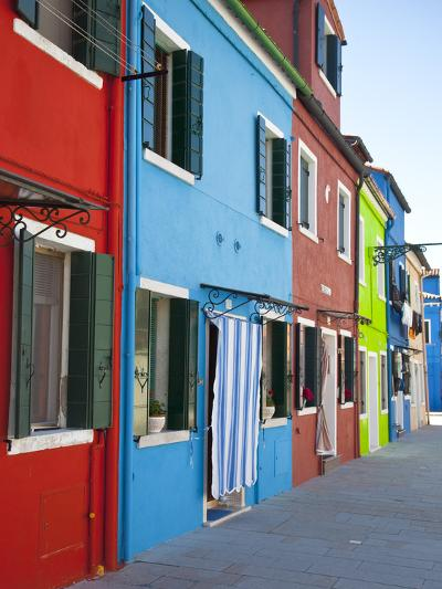Burano, Venice, Italy-Jon Arnold-Photographic Print