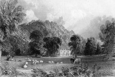 Burford Lodge, Near Box Hill, Surrey, 19th Century-Thomas Abiel Prior-Giclee Print