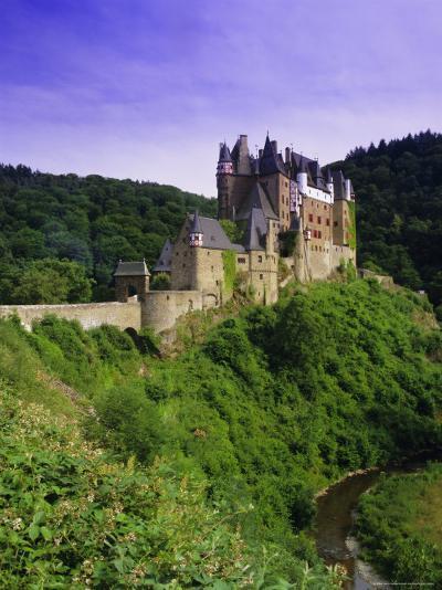 Burg Eltz, Near Cochem, Rhineland-Palatinate, Germany, Europe-Gavin Hellier-Photographic Print
