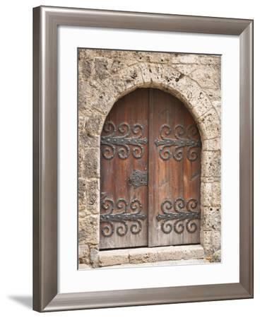 Burghausen Castle Burghausen, Germany-Michael DeFreitas-Framed Photographic Print