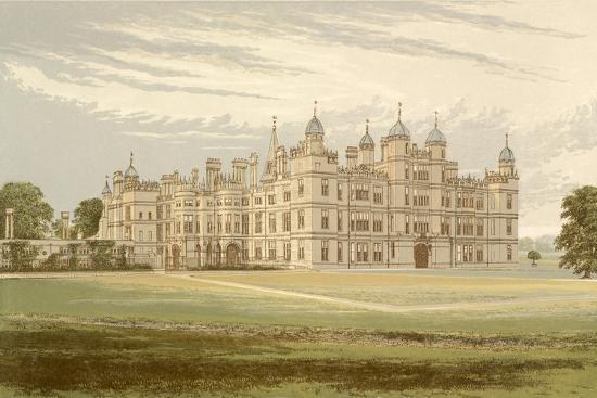 Burghley House-Alexander Francis Lydon-Giclee Print