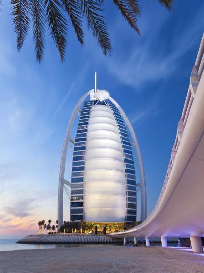 Burj Dubai Hotel, Dubai, Uae, United Arab Emirates-Gavin Hellier-Photographic Print