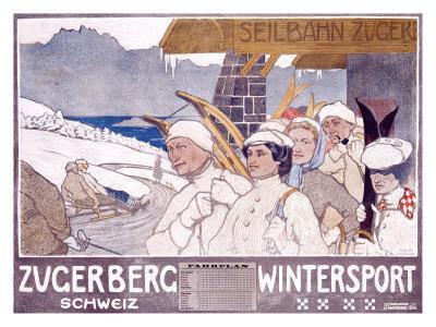 Zugerberg Wintersport