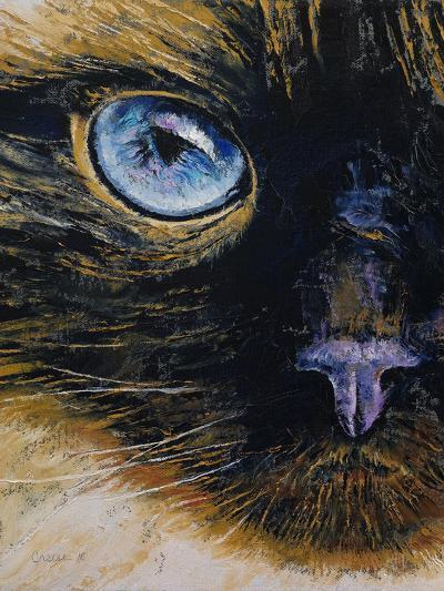 Burmese Cat-Michael Creese-Art Print