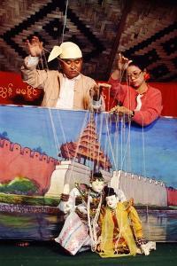 Burmese String Puppets, Mandalay, Myanmar