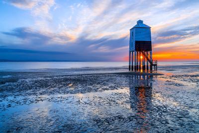 Burnham Lighthouse-Robert Maynard-Photographic Print