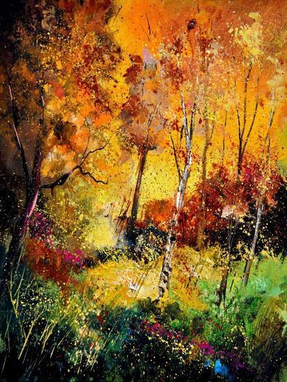 Burning 562111-Pol Ledent-Art Print