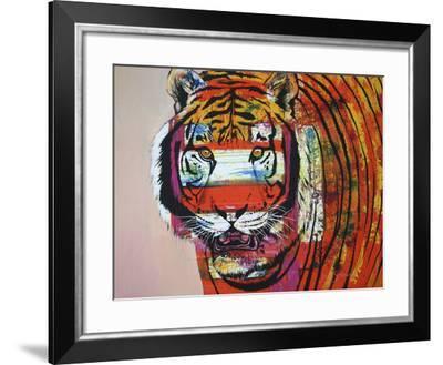 Burning Bright Eyes-Graeme Stevenson-Framed Giclee Print
