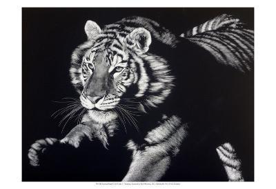 Burning Bright-Julie Chapman-Art Print