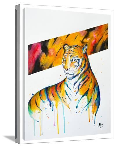 Burning Bright-Marc Allante-Stretched Canvas Print