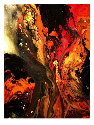 Burning Desire-Destiny Womack-Art Print