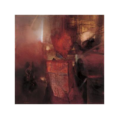 Burning Heart-Fausto Minestrini-Giclee Print