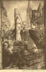 Burning of Jeanne d'Arc