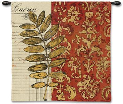 Burnished Mountain Ash-Matina Theodosiou-Wall Tapestry