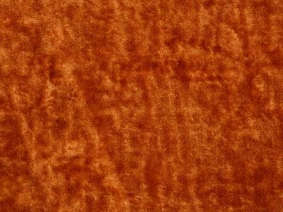 Burnt Orange Colored Surface Covered with Mottled and Blotchy Pattern--Photographic Print