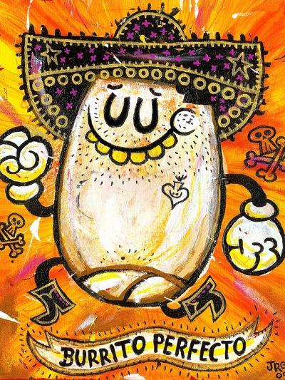 Burrito Perfecto-Jorge R^ Gutierrez-Art Print