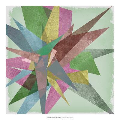 Burst I-Jennifer Goldberger-Giclee Print