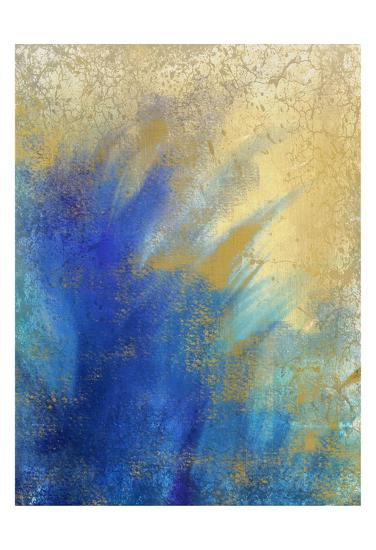 Burst of Color 2-Kimberly Allen-Art Print