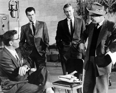 Burt Lancaster, Sweet Smell of Success (1957)--Photo