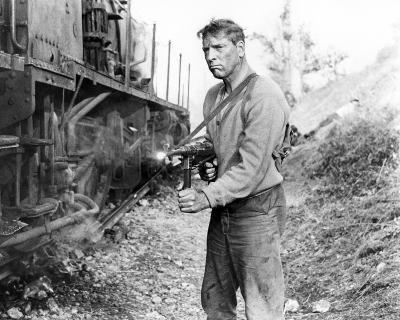 Burt Lancaster, The Train (1964)--Photo