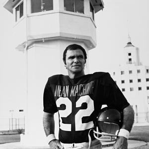 Burt Reynolds, the Longest Yard, 1974