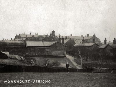 Bury Union Workhouse, Jericho, Lancashire-Peter Higginbotham-Photographic Print