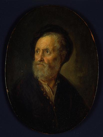 Bust of a Man, c.1635-40-Gerrit or Gerard Dou-Giclee Print