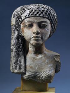 Bust of Akhenaten's Daughter