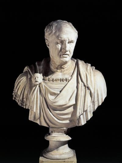 Bust of Cicero from Sabbioneta, Mantova Province, Italy--Giclee Print