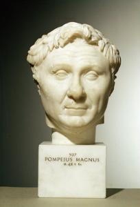 Bust of Pompey circa 60 BC