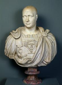 """Bust of Publius Cornelius Scipio """"Africanus"""" (237-183 BC)"""