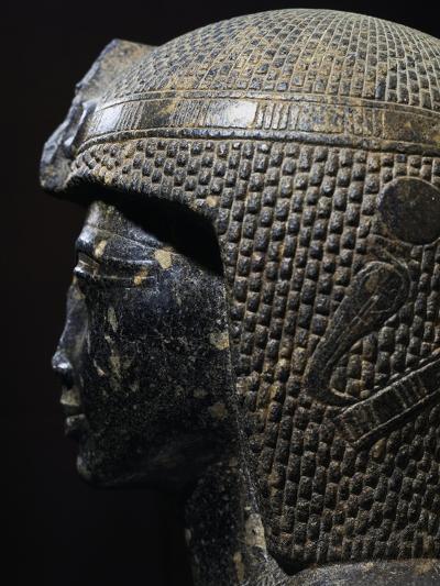 Bust of Ramesses II--Giclee Print